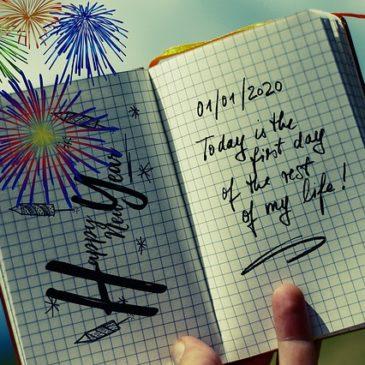 New Year's Blank Slate