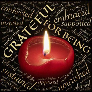 Spiritual benefits of gratitude