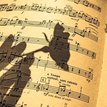 Sharing the music of your soul