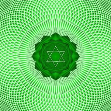 Giving and Receiving Love – The Heart Chakra