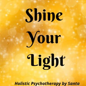 Shining Your Light