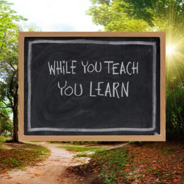 Teach, Learn, Live