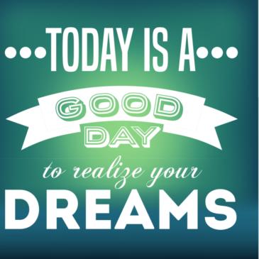 Creating belief in your dreams